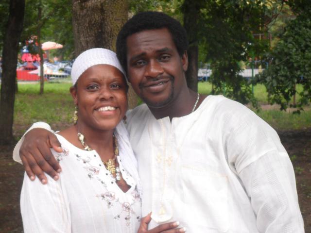 Interracial Marriage Lydia & Samson - Alabama, United States