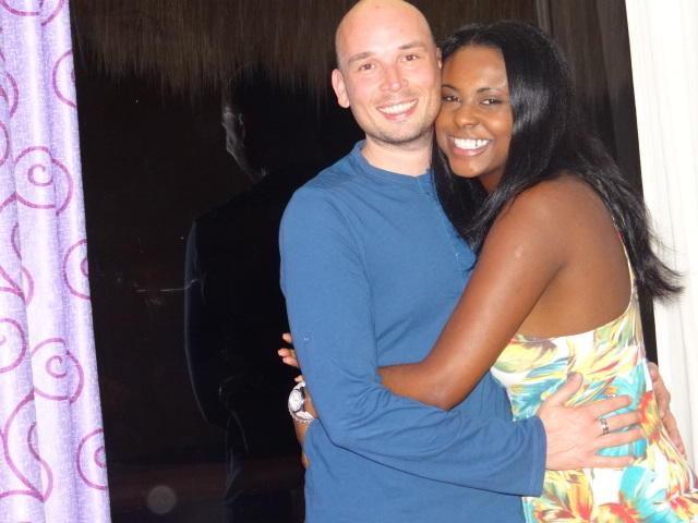 Interracial Couple Marta & Alex - Brazil - Germany