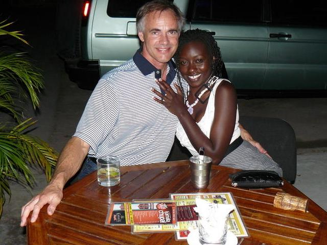Interracial Marriage Mary & Rob - San Diego, United States