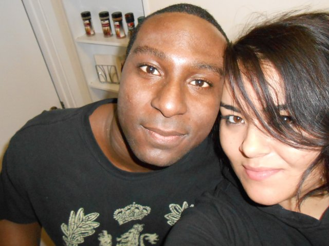 Interracial Couple Janaine & Nicholas - California, United States