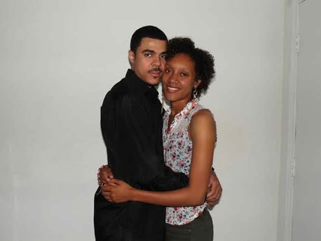 Interracial Couple LaShella & Darryl - Houston, Texas, United States