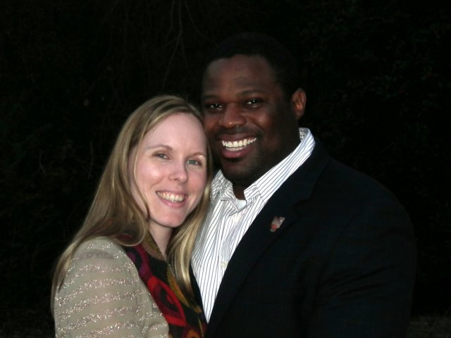 Interracial Marriage Amber & Angelo - Atlanta, Georgia, United States