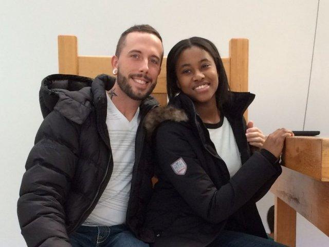 Interracial Couple Shantha & Brian - Everett, Washington, United States