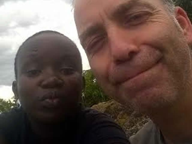 Interracial Couple Anita & Toby - Meru, Eastern, Kenya