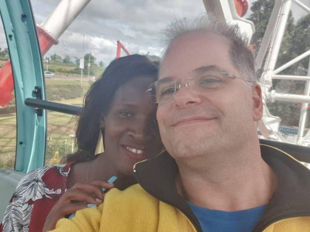 Interracial Couple Martha & Florentinos - Kampala, Uganda